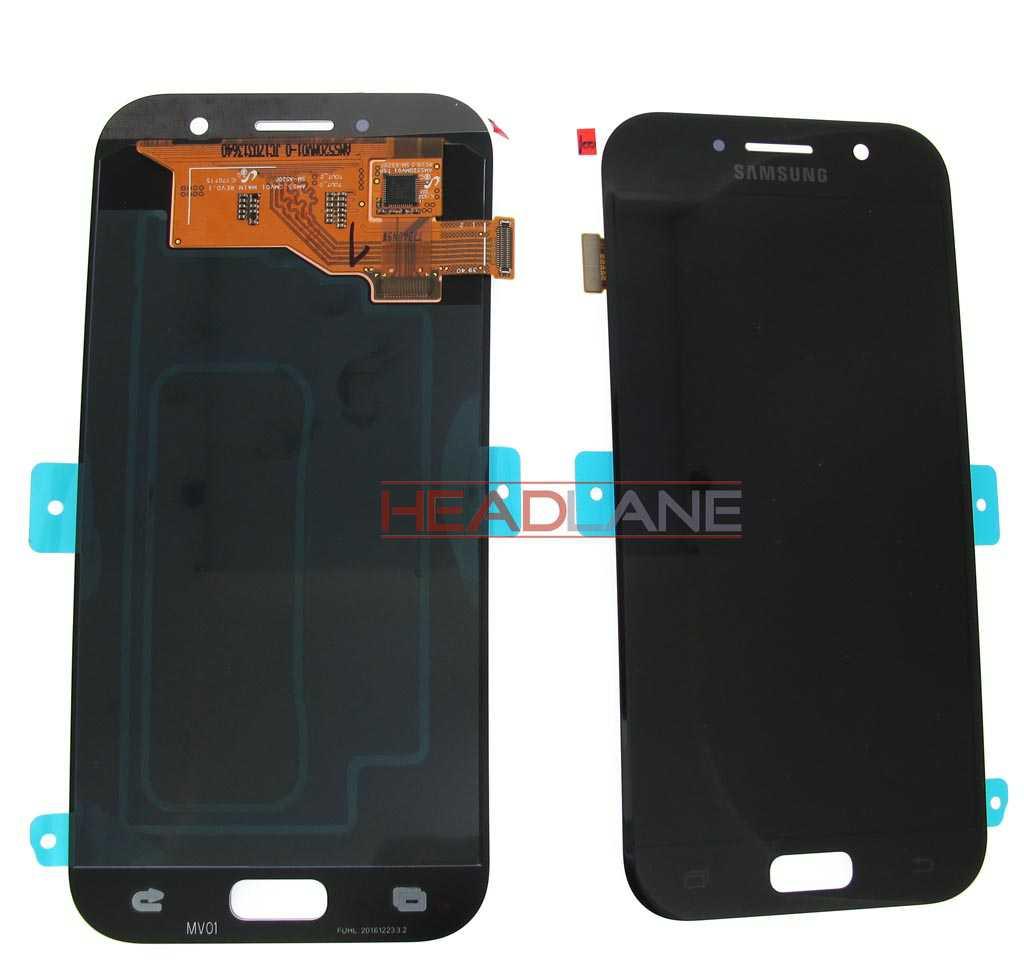 Samsung SM-A520 Galaxy A5 (2017) LCD / Touch - Black